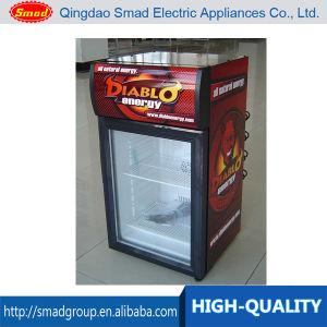 40L Glass Door Mini Soft Drink Display Refrigerator pictures & photos