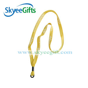 Custom Logo Printing Polyester Lanyards for Gift pictures & photos