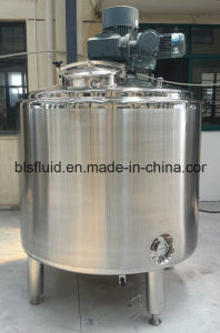 Stainless Steel Peanut Butter Mixing Tank pictures & photos