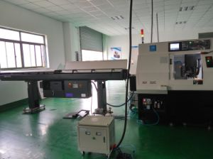 Swiss Lathe Bsh205 High Precision 3 Axis Gang Tool Type CNC Lathe pictures & photos