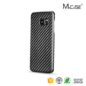 Carbon Fiber Cell Phone Cover for Samsung Galaxy S7 Edge pictures & photos