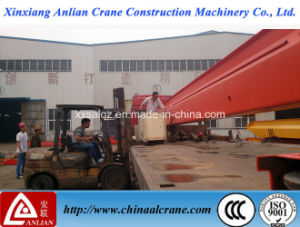 Safe Driving Single Beam Overhead Lifting Crane pictures & photos