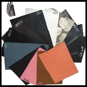 PU, PVC Leather, Artificial Leather for Hadbag, Purse, Wallet pictures & photos