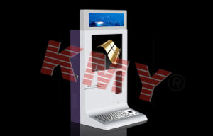 Advertising Desktop Touch Screen Kiosk pictures & photos