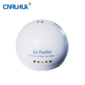 Multifunction Household Water Based Round Air Purifier pictures & photos