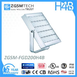 200W LED Flood Light Floodlight Lumiled Luxeon 3030 LED Chip pictures & photos