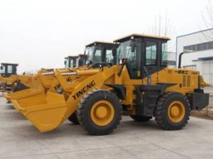 Yn930d Front End Loader with 65 Kw&#160 Quanchai 4105zg Diesel Engine pictures & photos