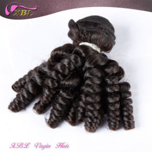 Xbl Real Hair Extensions Cheap Baby Curl Human Hair pictures & photos