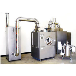 Bgb-150 High Efficiency Coating Machine for Drug pictures & photos