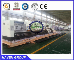 CWH Series Larger Manual Lathe with GAP for Heavy Cutting pictures & photos