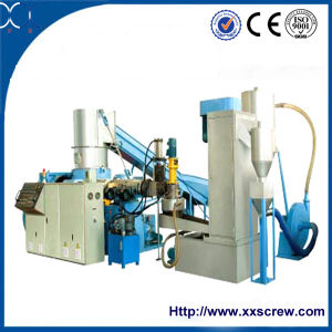 PE, PP Granulation Machine Single Screw Extruder pictures & photos