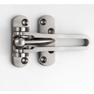 Door Hardware Accessories Zinc Alloy Door Guard in Satin Nickel pictures & photos