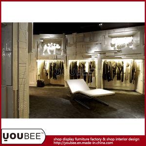 Unique Display Furniture for Ladies′ Clothes Retail Store Design pictures & photos