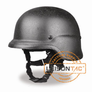 Ballistic Helmet Set Kevlar Nij Iiia with Accessory Rail Connectors pictures & photos
