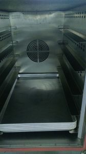 Stainless Steel Soft Rack Bakery Gas Oven with Ce & ISO Certification Ykz-12 pictures & photos