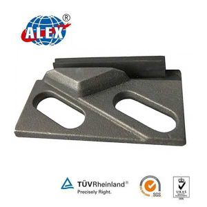 ISO Certificated Railway Fasteners Supplier Rail Casting Clamp pictures & photos