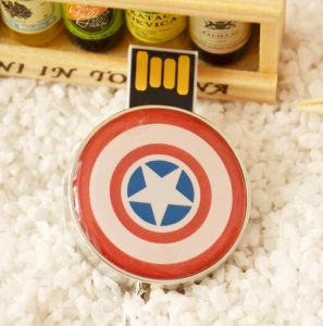 The Avenges Captain America USB Flash Memory pictures & photos