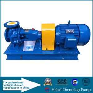 China 22kw Horizonatal Cast Iron Head Water Centrifugal Pump