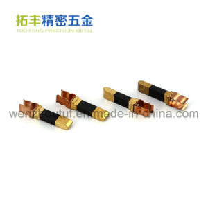 Factory Waterproof Electrical Brass Female Male Cable Wire Connector pictures & photos