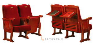 Auditorium Seat Cinema Church Chair Theater Seating Directly From Manufacture (HJ99) pictures & photos