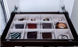 Wardrobe Cabinet Jewelry Organizer Drawer Box Slide pictures & photos