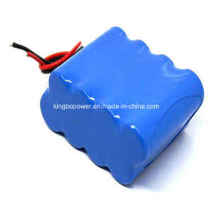 14.8V 8000mAh Spot Light Li-ion Battery with Best 18650 pictures & photos