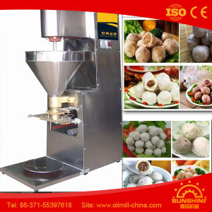Beef Meatball Making Machine Fish Meatball Forming Machine pictures & photos