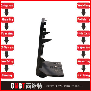 High Quality Custom Carbon Steel Structure Fabrication pictures & photos