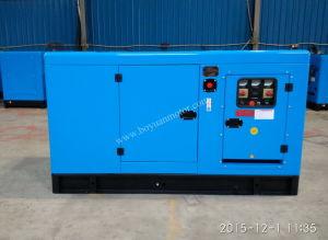 Ricardo Diesel Engine Smartgen Controller Portable Diesel Generator Set 50kw pictures & photos