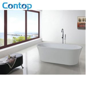 Sanitary Ware Acrylic Free Standing Bathtub for Australia Standard pictures & photos