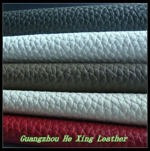 1.2 mm Synthetic Leather PU PVC Leather for Shoes Hand Bag. pictures & photos