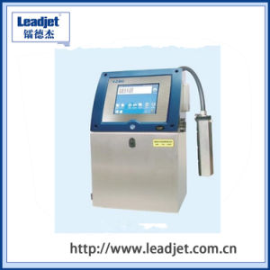 Ldj V280 Automatic Date Code Industrial Inkjet Printer for Food pictures & photos