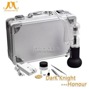 Big Sale Ceramic 3 in 1 Temp Control Dark Knight Honour Vaporizer Dry Herb with Stock in USA Warehouse pictures & photos