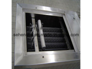 "Evaporative Cooling Unit ""Welding 316 Stainless Steel Wide-Channel Heat Exchanger"" pictures & photos"