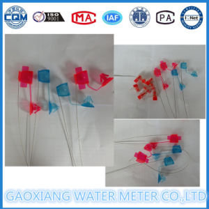 High Grade Plastic Water Meter Lock Seals From Manufacturer pictures & photos