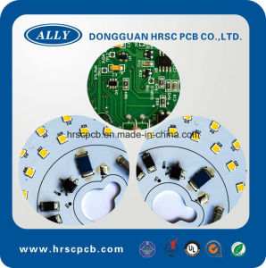 HDI Aluminum PCB, PCBA Manufacturer with ODM/OEM One Stop Service pictures & photos