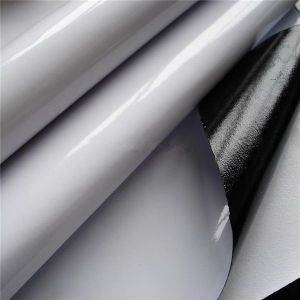 PVC Self Adhesive Vinyl for Digital Printing & Advertising pictures & photos