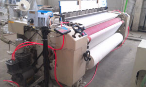 High Production Air Jet Loom/Machinery with Mechanical Tucking in Device pictures & photos