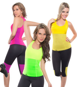 2015 New Designed Hot Shapers Stretch Neoprene Slimming Vest (50251) pictures & photos