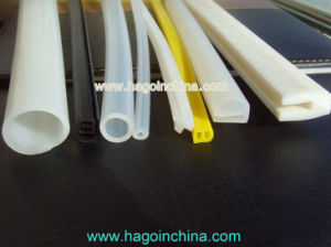 Customized Thin Silicone Rubber Tube