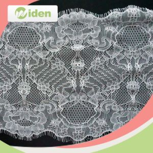 New Arrival Guipure Lace Trim Elastic Eyelash Lace African Fabrics pictures & photos
