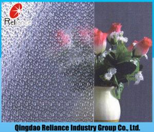 4mm Nashiji, Flora, Karatachi, Mistlite Clear Pattern Glass/Figured Glass pictures & photos