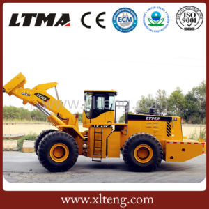 Ltma Loader 28 Ton Forklift End Loader pictures & photos