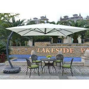 High Grade Hotel Garden Patio Roma Parasol pictures & photos