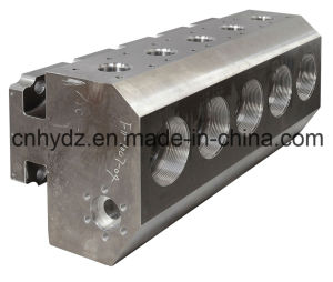 Hot Forged 2500 Fluid End Used for Frac Pump pictures & photos