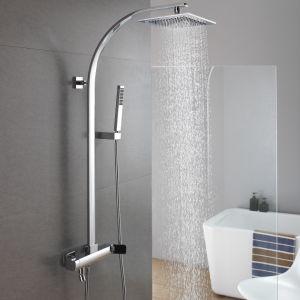 Bathroom Brass Shower Faucet Shower Set
