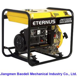 Premium 3kw Silent Diesel Generator (BM3500XE) pictures & photos