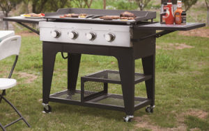 Outdoor Professional Luxury Heavy Duty Gas BBQ Griddle pictures & photos