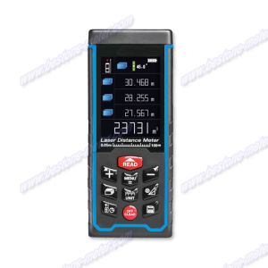 Color Screen Laser Distance Meter, with Angle Measuring, Rangefinder with Camera & Range 80m, 120m Be-S80, Be-S120 pictures & photos