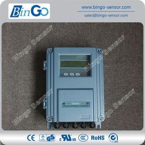 Split Type Ultrasnoic Flowmeter for Liquid pictures & photos
